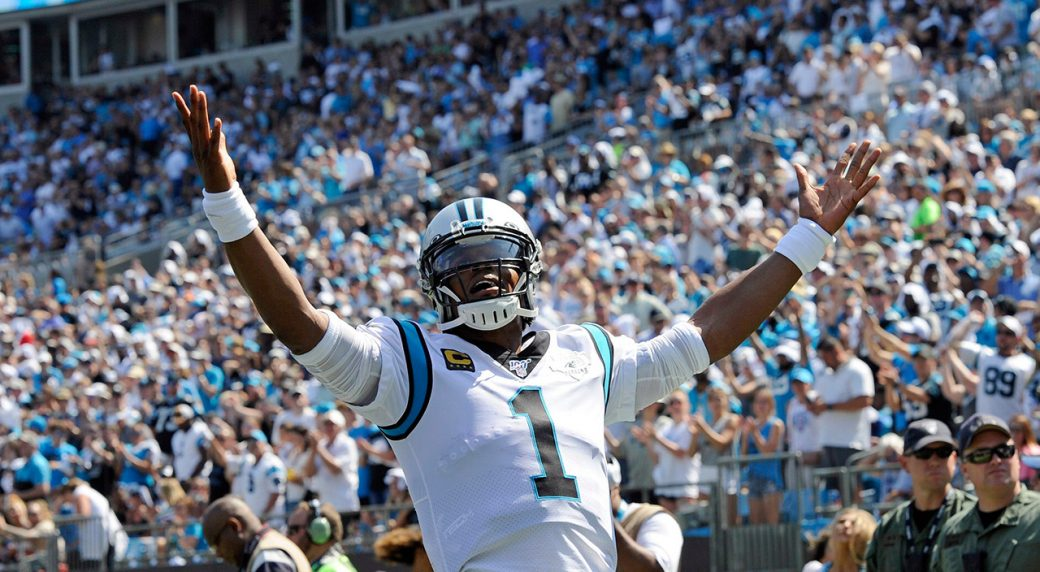 Cam Newton's one-year deal with the Patriots is a steal