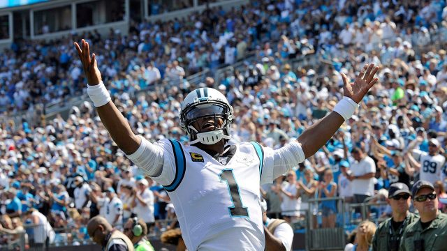 panthers-cam-newton-celebrates-touchdown-against-rams
