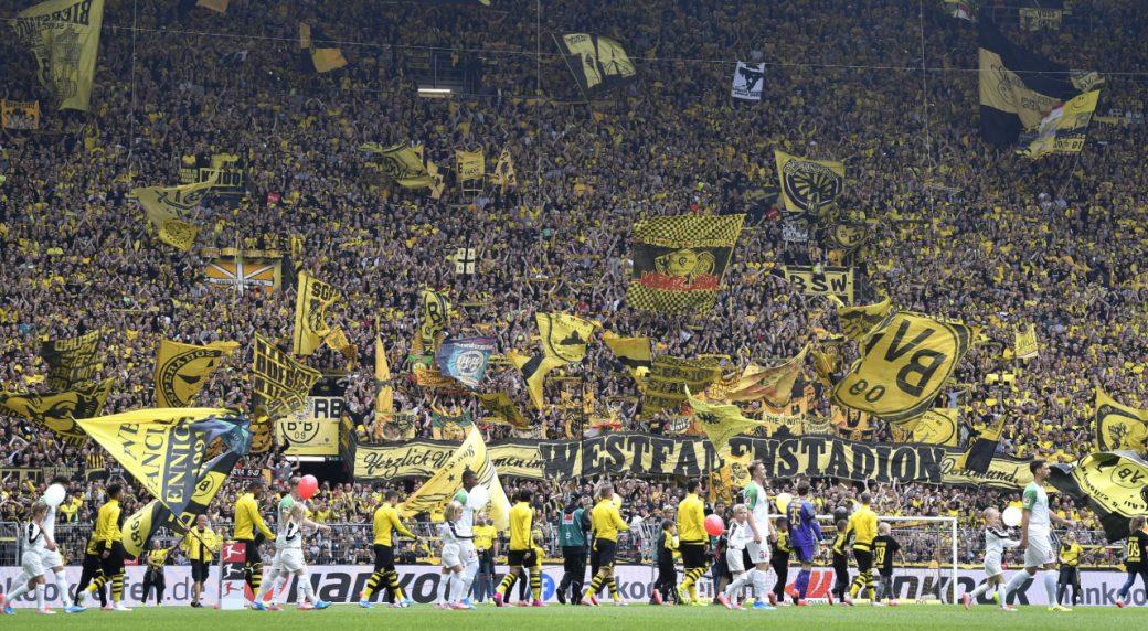 Borussia Dortmund Converts Part Of Stadium Into Virus Treatment Centre Sportsnet Ca