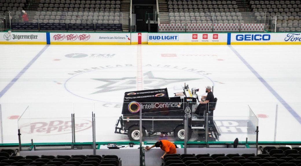NHL postpones second Predators-Stars game due to Dallas snowstorm