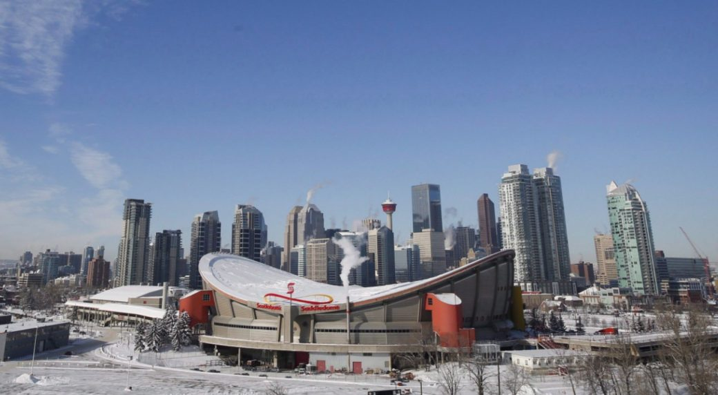 Flames Arena Project Suffers Slight Delay Due To Covid 19 Pandemic Sportsnet Ca
