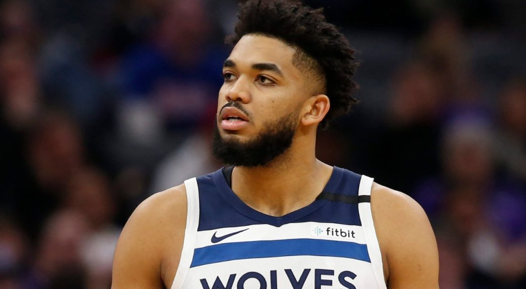 Karl-Anthony Towns's mother dies due to complications from COVID-19