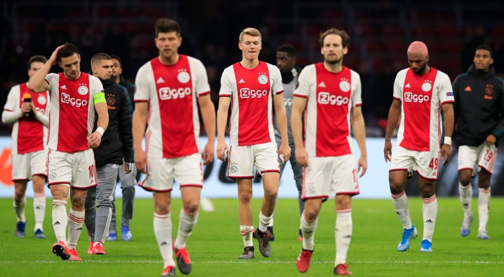 Dutch football league becomes first in Europe to end season