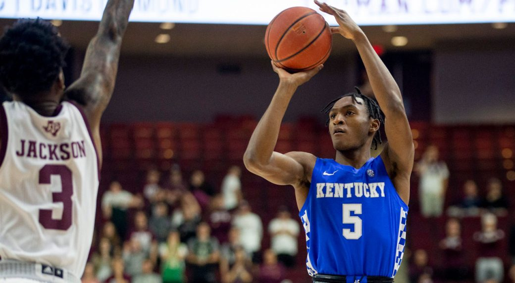 Immanuel Quickley declares for NBA Draft, signs with agent