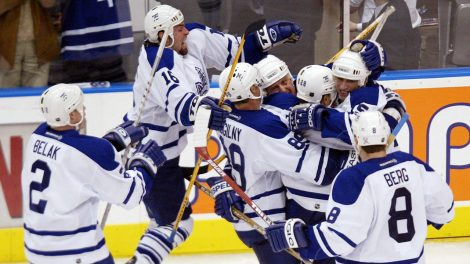 maple-leafs-celebrate-after-triple-overtime-winner-against-senators