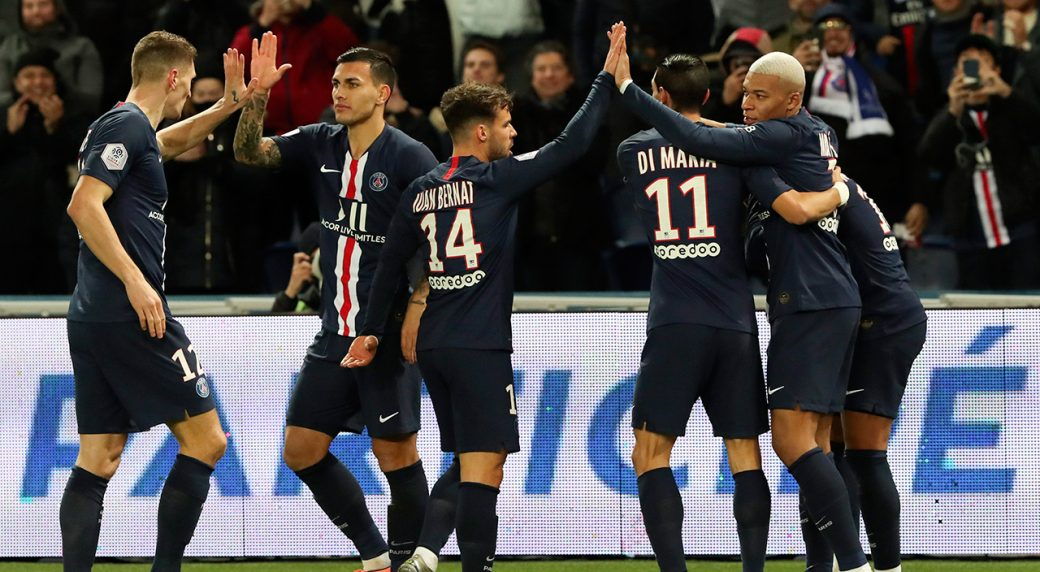 Psg Declared French League Champion As Season Ends Early Sportsnet Ca