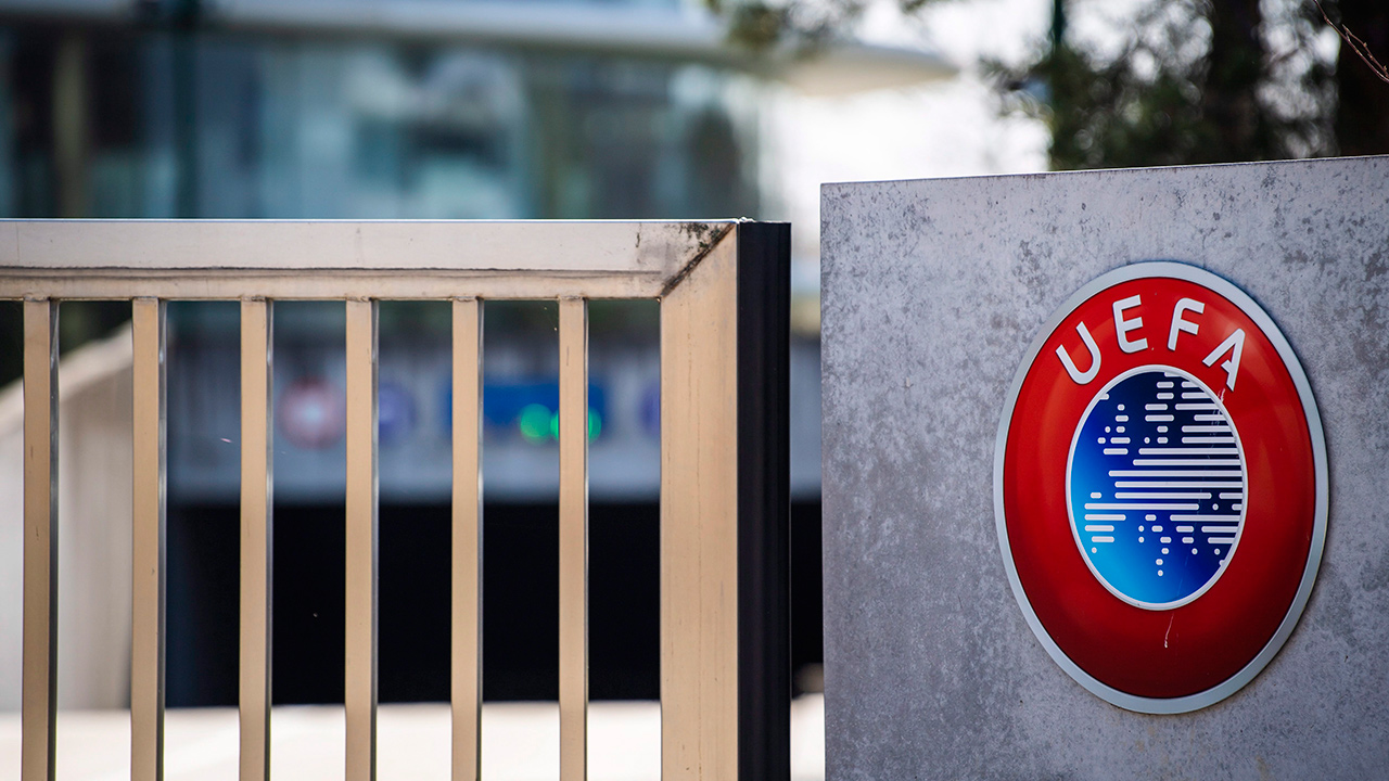 uefa-logo-at-headquarters