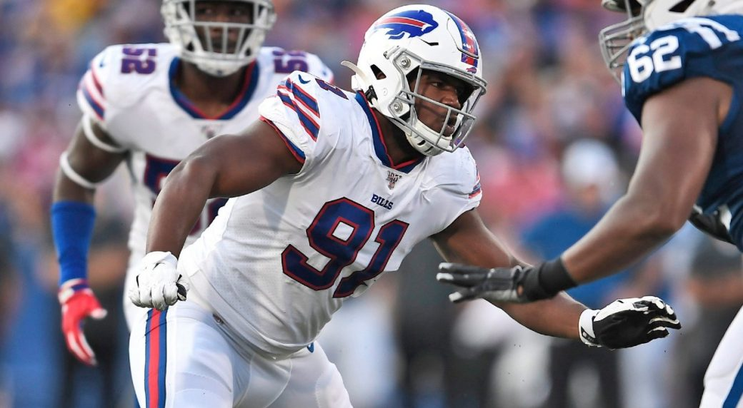DA dropping DWI, weapon charges against Bills DL Ed Oliver