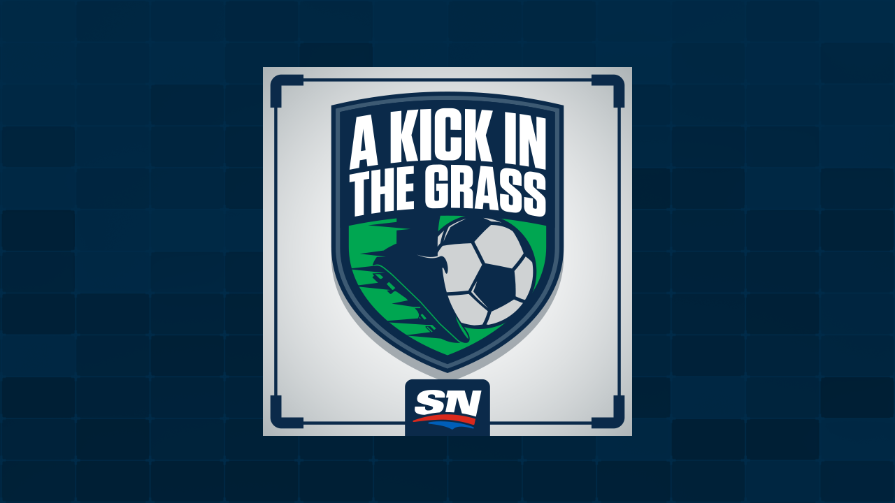 A Kick in the Grass Logo Image