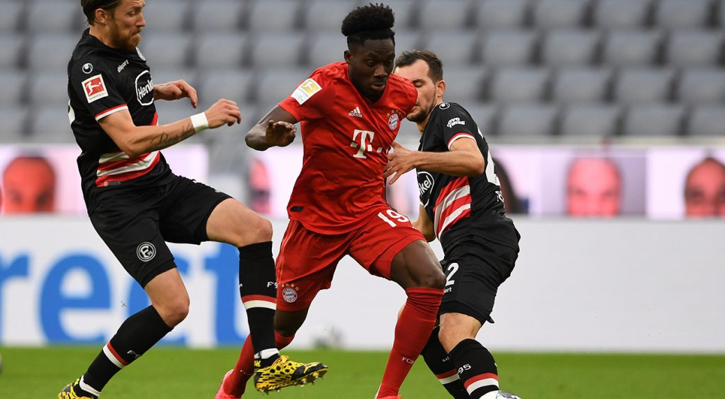 bayerns-alphonso-davies-with-ball-against-fortuna