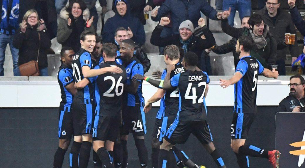Club Brugge Crowned Belgian Champion After League Shutdown Sportsnet ca