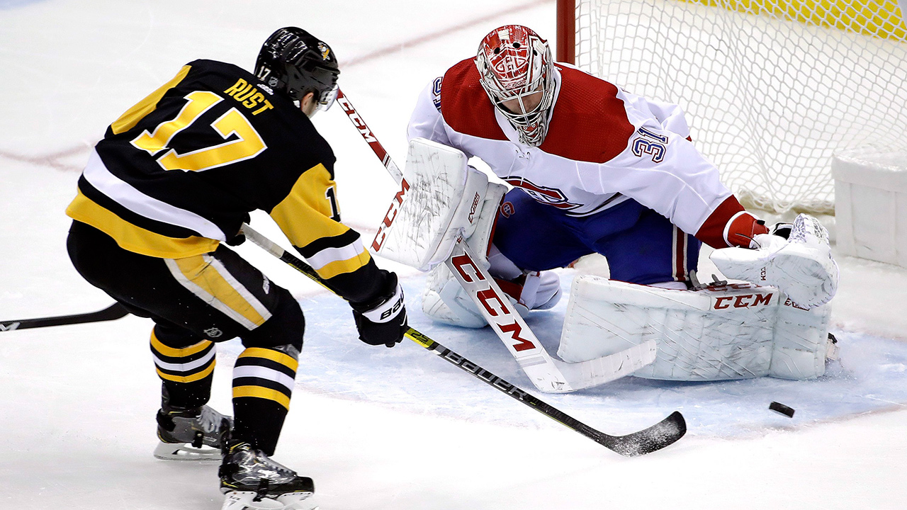 Canadiens-carey-price-makes-save-on-bryan-rust