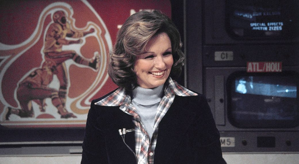 Former Kentucky first lady and Miss America Phyllis George dead at 70