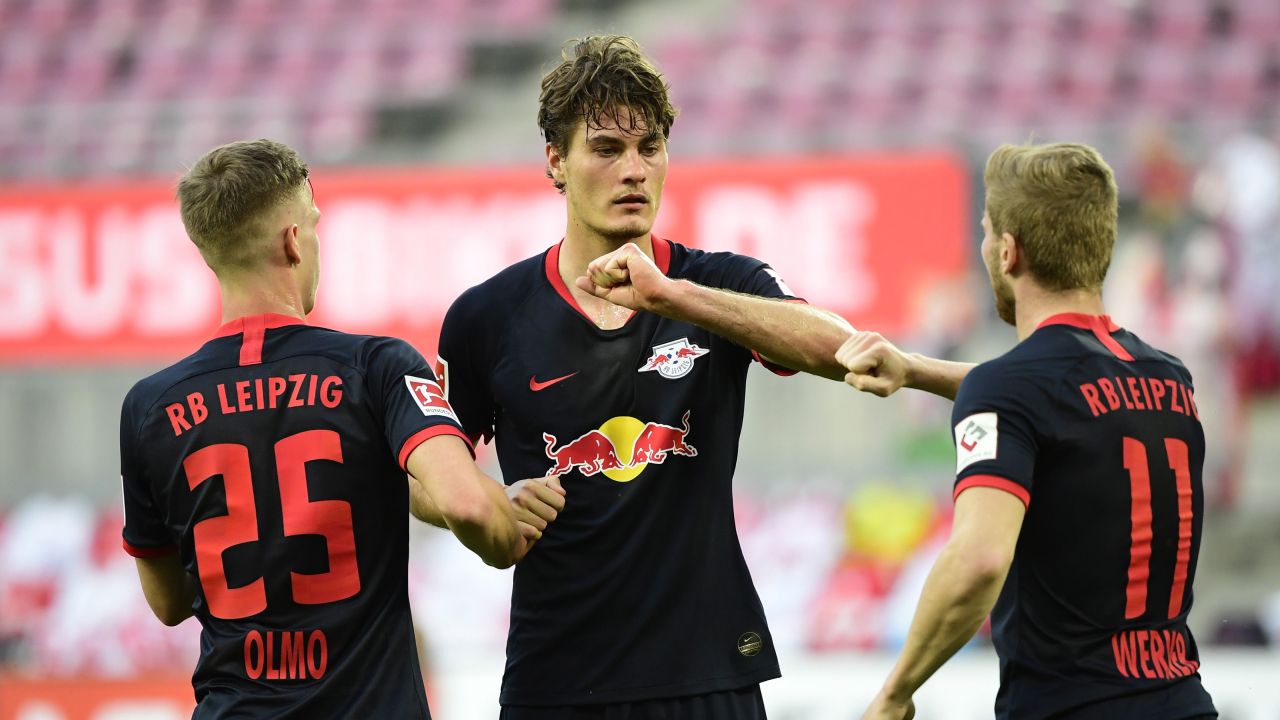 Rb Leipzig Defeats Cologne After Wild Second Half Sportsnet Ca