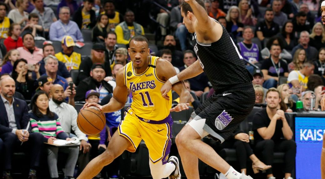 Lakers' Avery Bradley to sit out NBA's restart in Florida