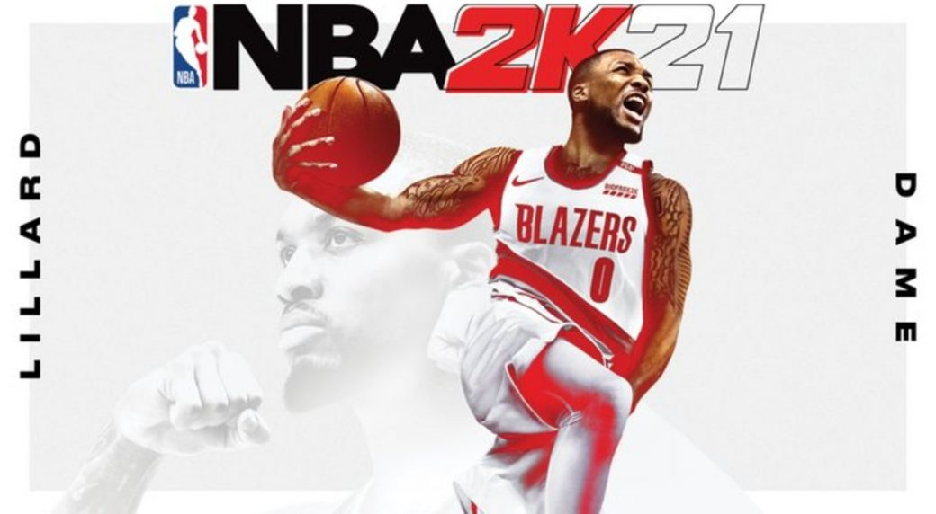 Damian Lillard Revealed As NBA 2K21 Cover Athlete