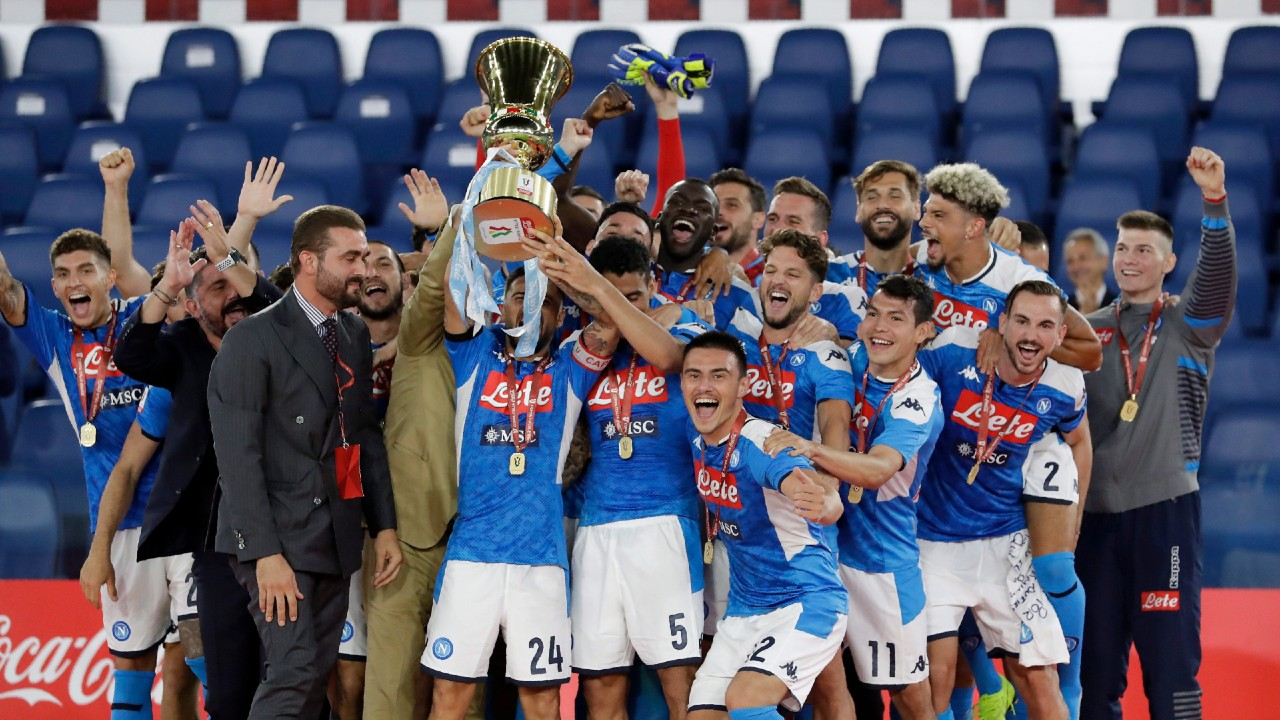 Napoli Wins Italian Cup In Penalty Shootout Over Juventus Sportsnet Ca