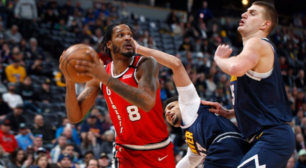 Blazers' Trevor Ariza out of National Basketball Association restart, picks visitation with son