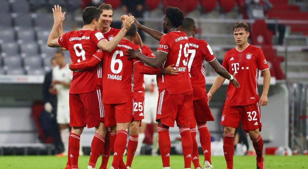 DFB Pokal Report: Bayern Munich v Eintracht Frankfurt 10 June 2020