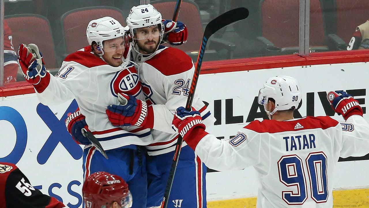 Canadiens-brendan-gallagher-phillip-danault-tomas-tatar