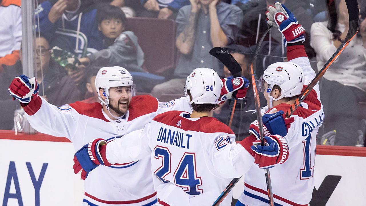 Canadiens-tomas-tatar-phillip-danault-brendan-gallagher