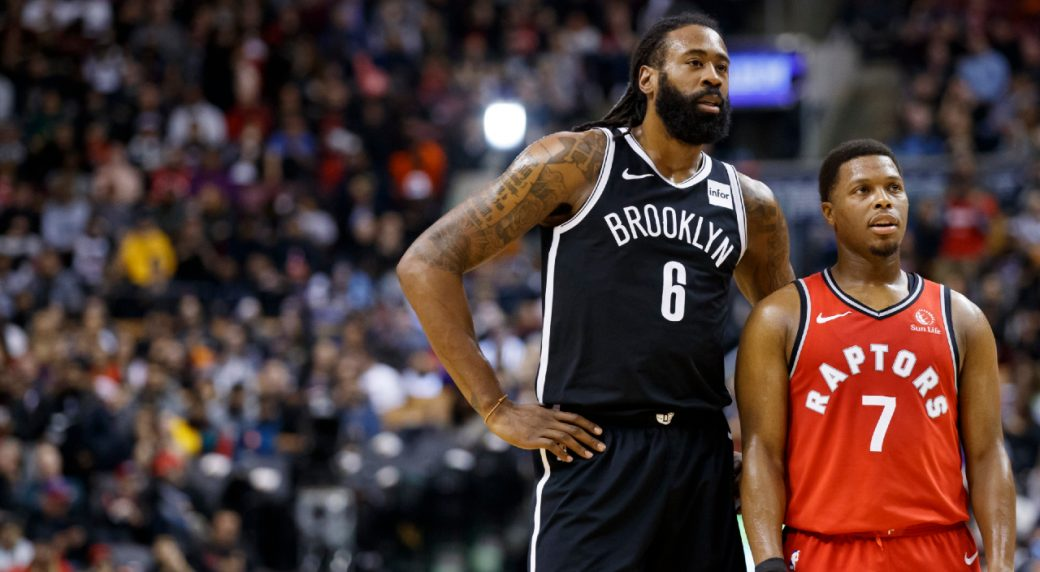 Nets Guard Spencer Dinwiddie Tests Positive For Coronavirus class=