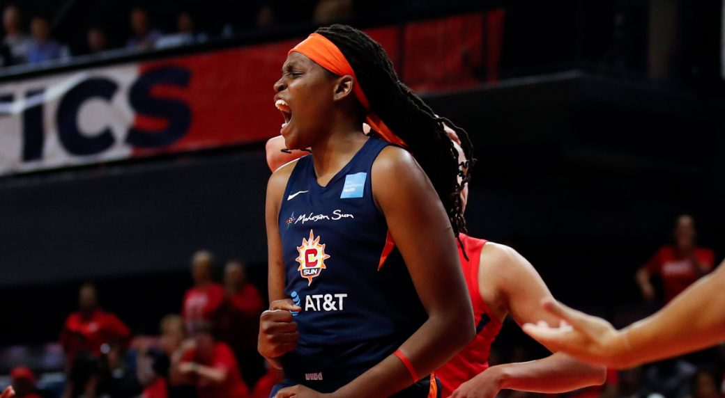 WNBA All-Star Jonquel Jones To Sit Out 2020 Season
