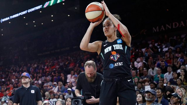 New-York-Liberty's-Kia-Nurse-shoots-at-the-three-point-contest-during-the-WNBA-All-Star-festivities