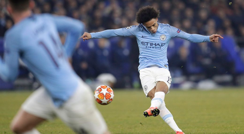 Leroy Sane set to leave Manchester City - Guardiola