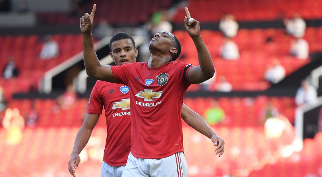 Manchester United Back In Champions League Spot West Ham Stays Up Sportsnet Ca