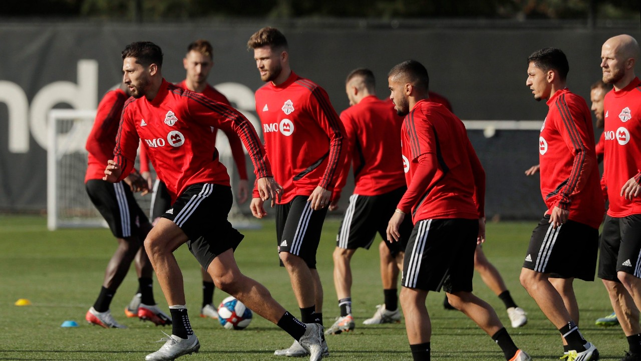 Report: Toronto FC leaving for Orlando on Monday after negative tests