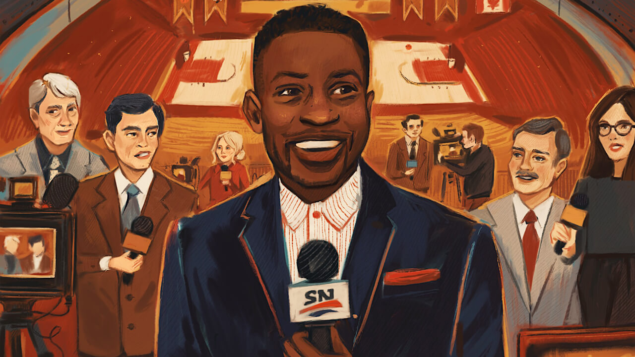 sportsnet.ca - Donnovan Bennett - Facing down sports media's damaging lack of diversity