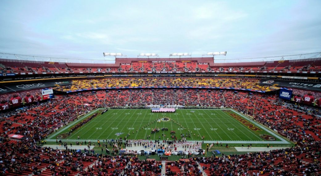 FedEx requests Washington Redskins to change team name