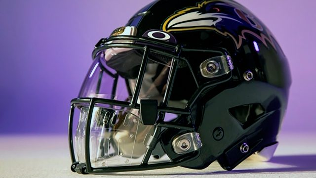 NFL-visor