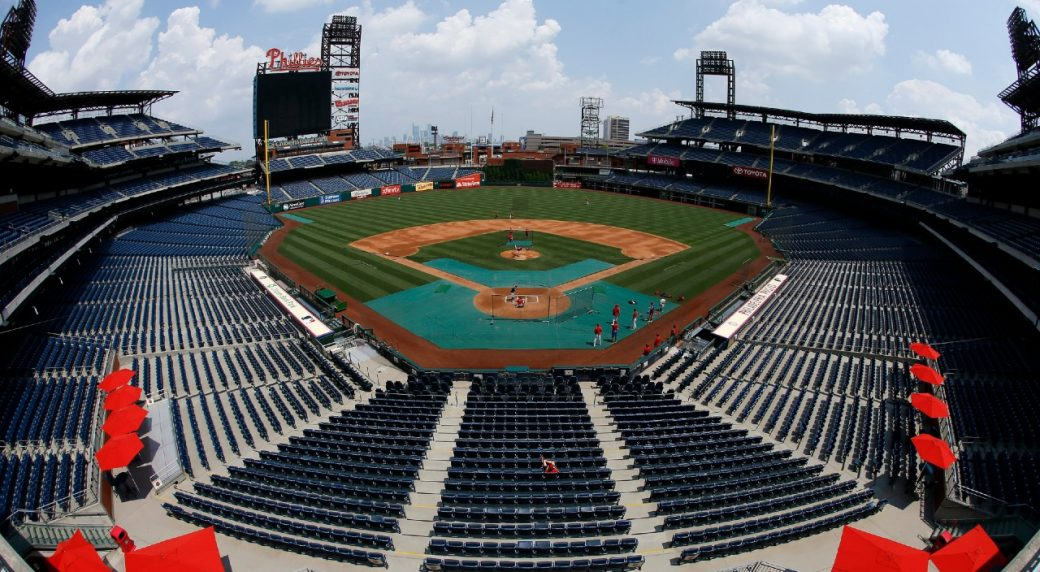 Two Phillies staffers test positive, weekend series postponed