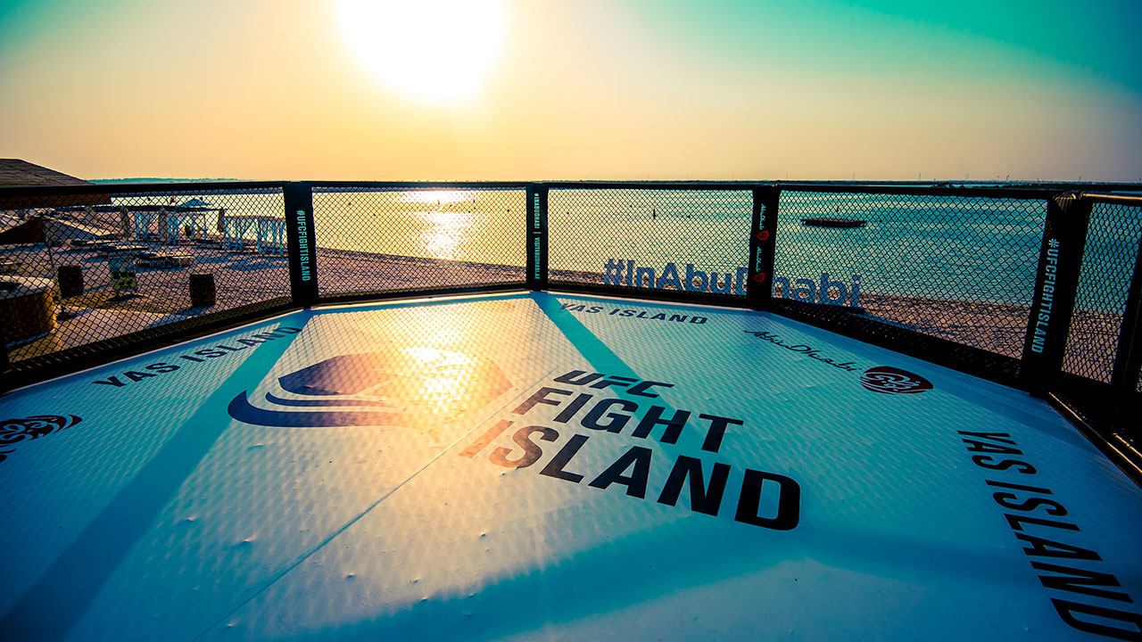 Everything you need to know about Fight Island before UFC 251