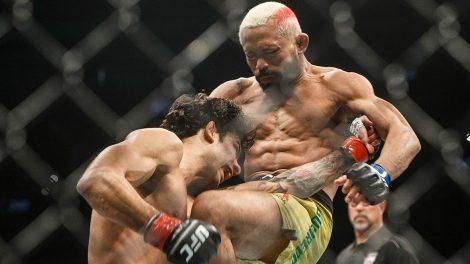 UFC-flyweight-Deiveson-Figueiredo