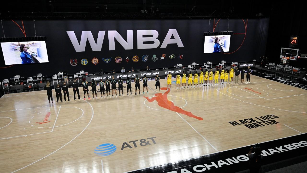 WNBA-BLM