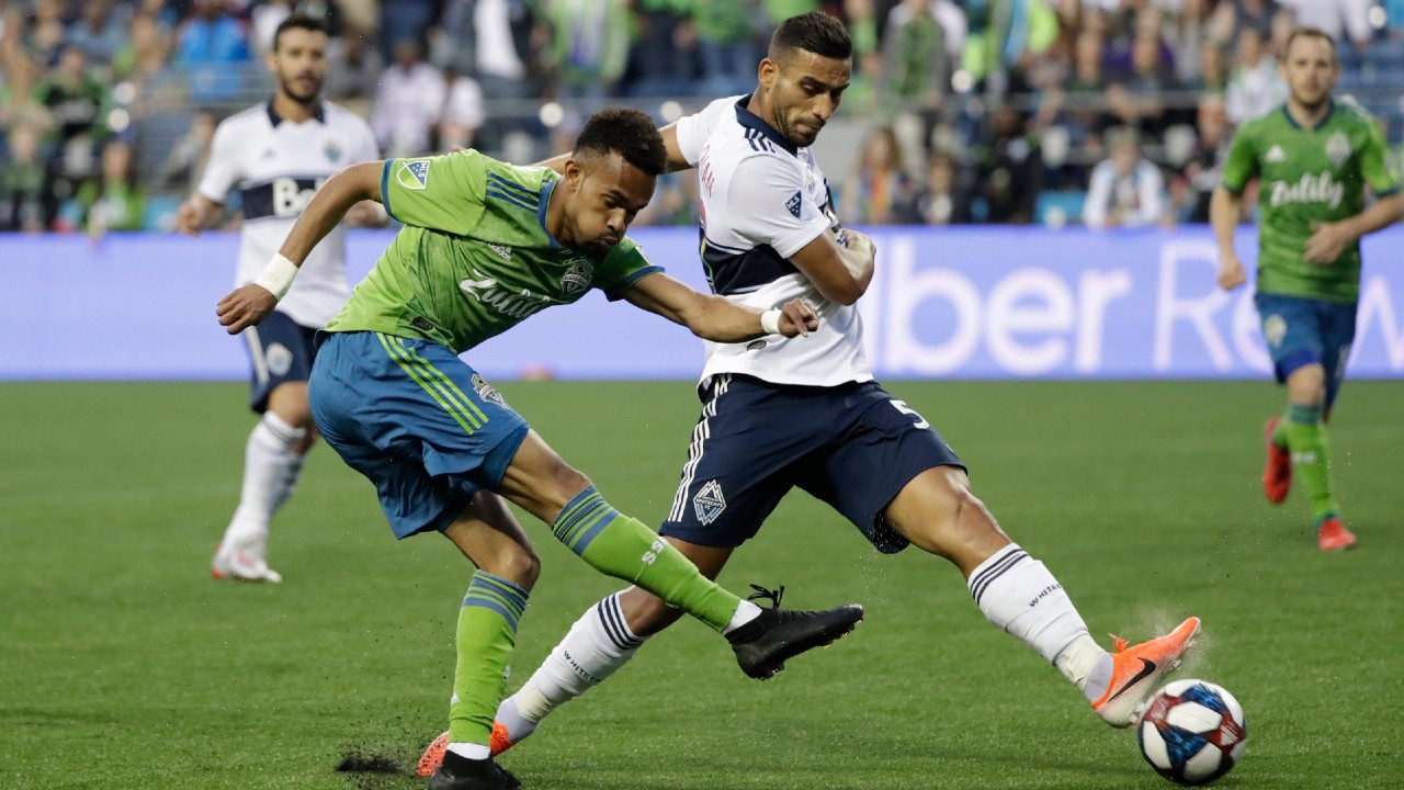 Whitecaps defender Ali Adnan named to MLS 'Team of the Week'