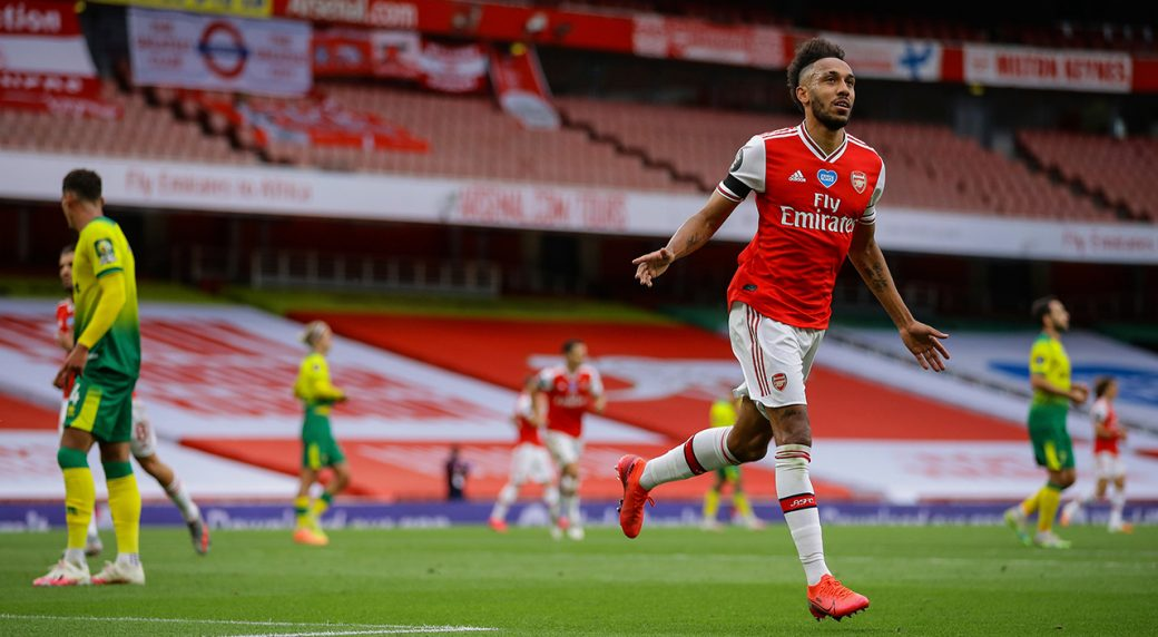Aubameyang signs new Arsenal contract, Football News & Top Stories