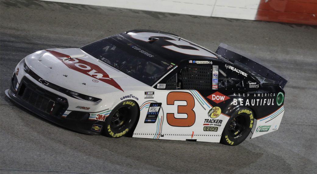 Austin Dillon wins at Texas Motor Speedway
