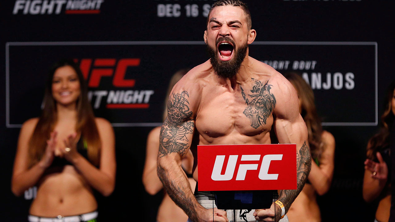 Mike Perry would welcome fight with 'skinny, weak' Nate Diaz