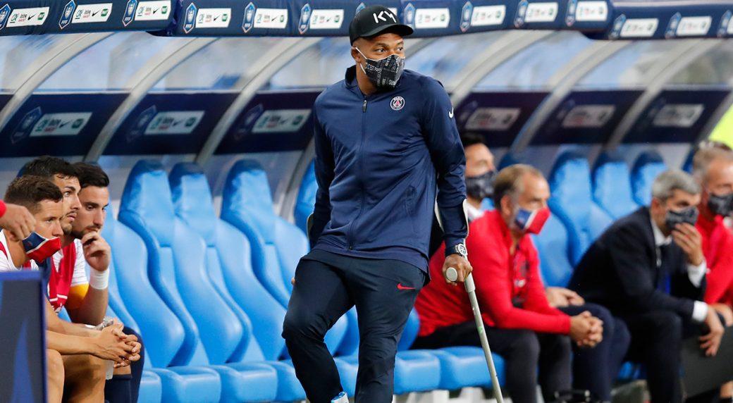 PSG complete treble with shootout victory against Lyon