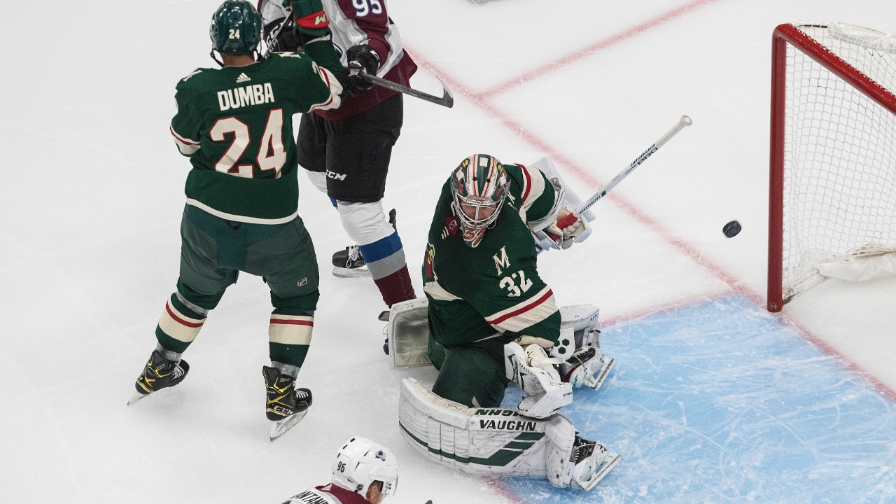 Wild's strengths and weaknesses both highlighted in loss to Avalanche - Sportsnet.ca