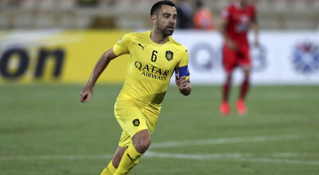 Barcelona legend Xavi tests positive for COVID-19