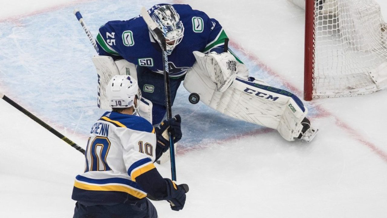 Saves Of The Week Price Incredible Stick Save Markstrom Stands His Ground Sportsnet Ca
