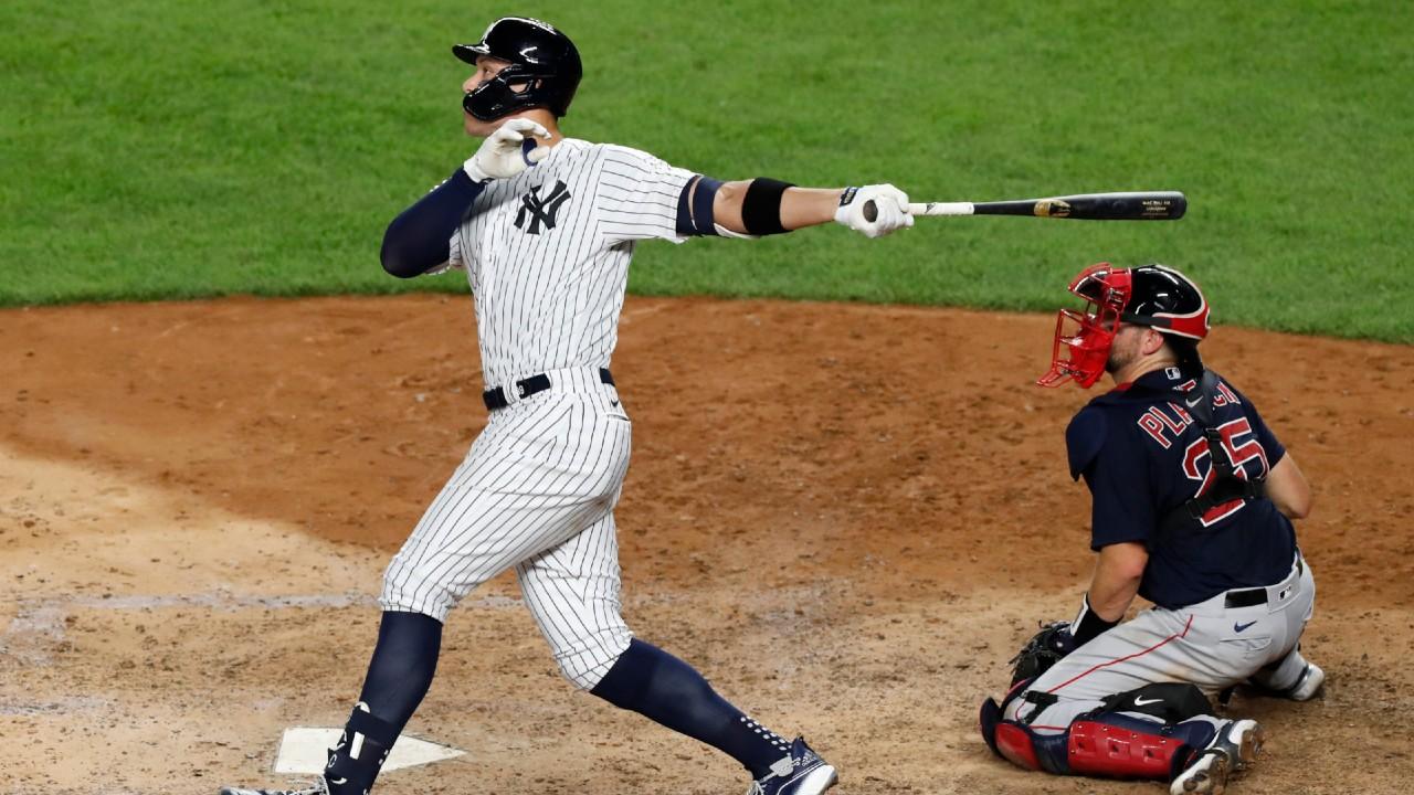 Rastreador en vivo de MLB: Yankees vs.Red Sox