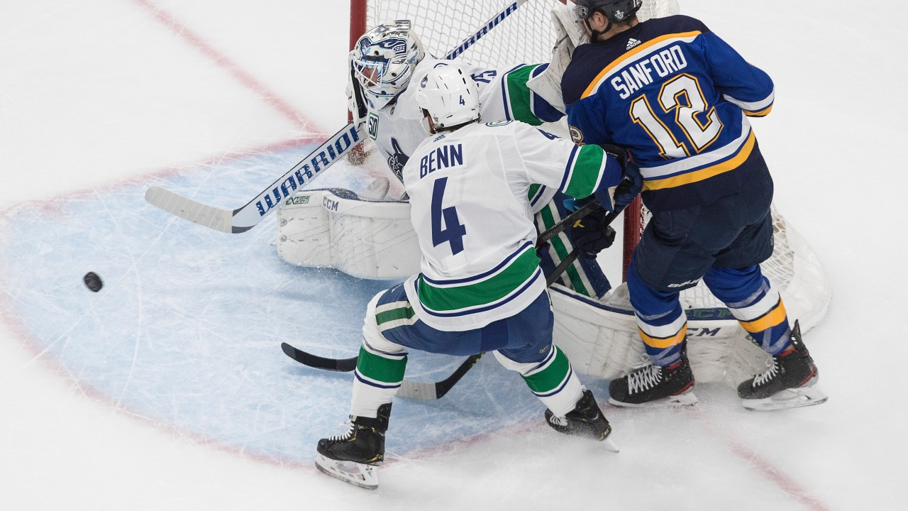 The Canucks' depth could be their most impressive, and valuable, asset this post season