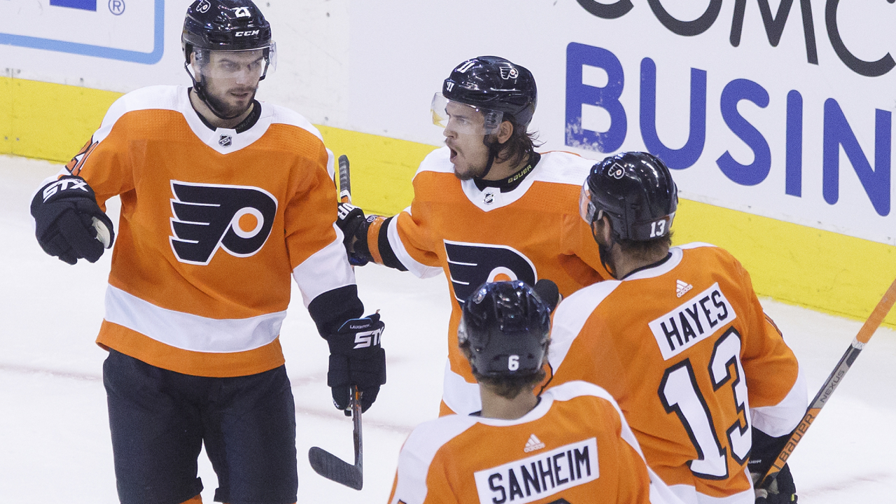 Canadiens will have their hands full with formidable Flyers