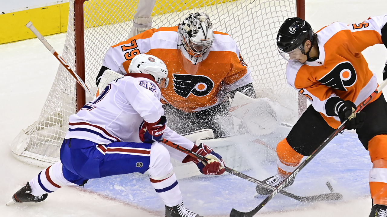 Flyers finish the job and end the Canadiens' quest for the Cup